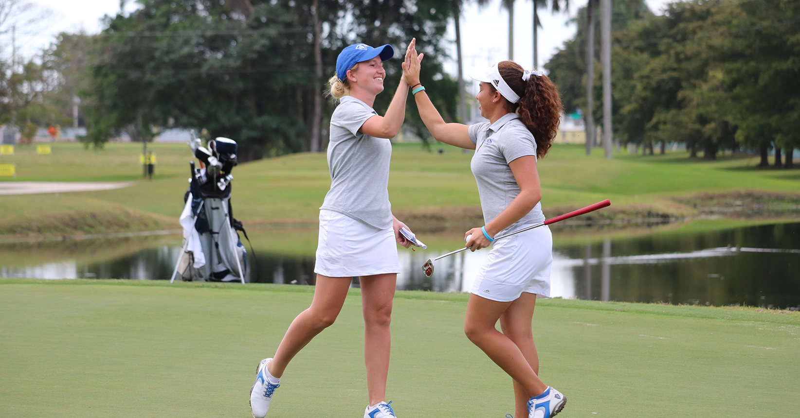 Women's Golf, Ayala Second at Barry Invite