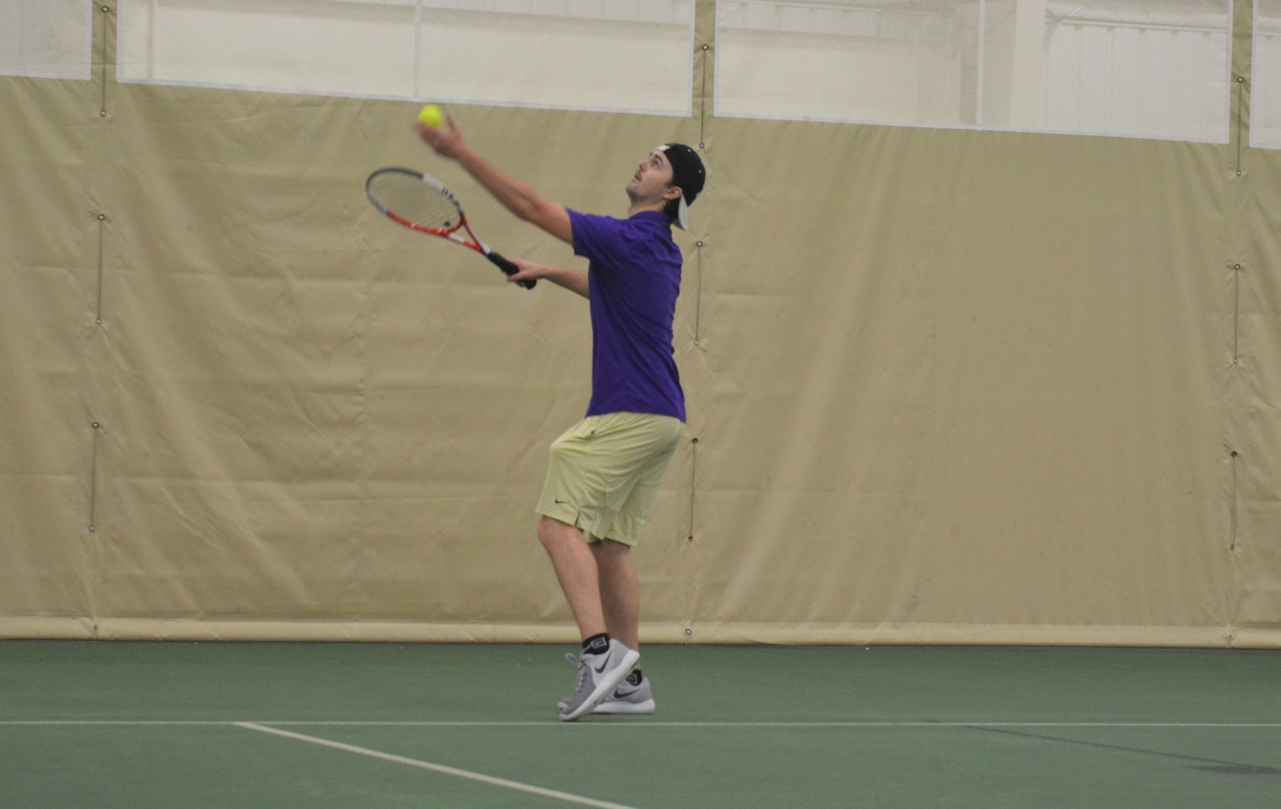 Defiance Tennis Outlasts Lions, 5-4