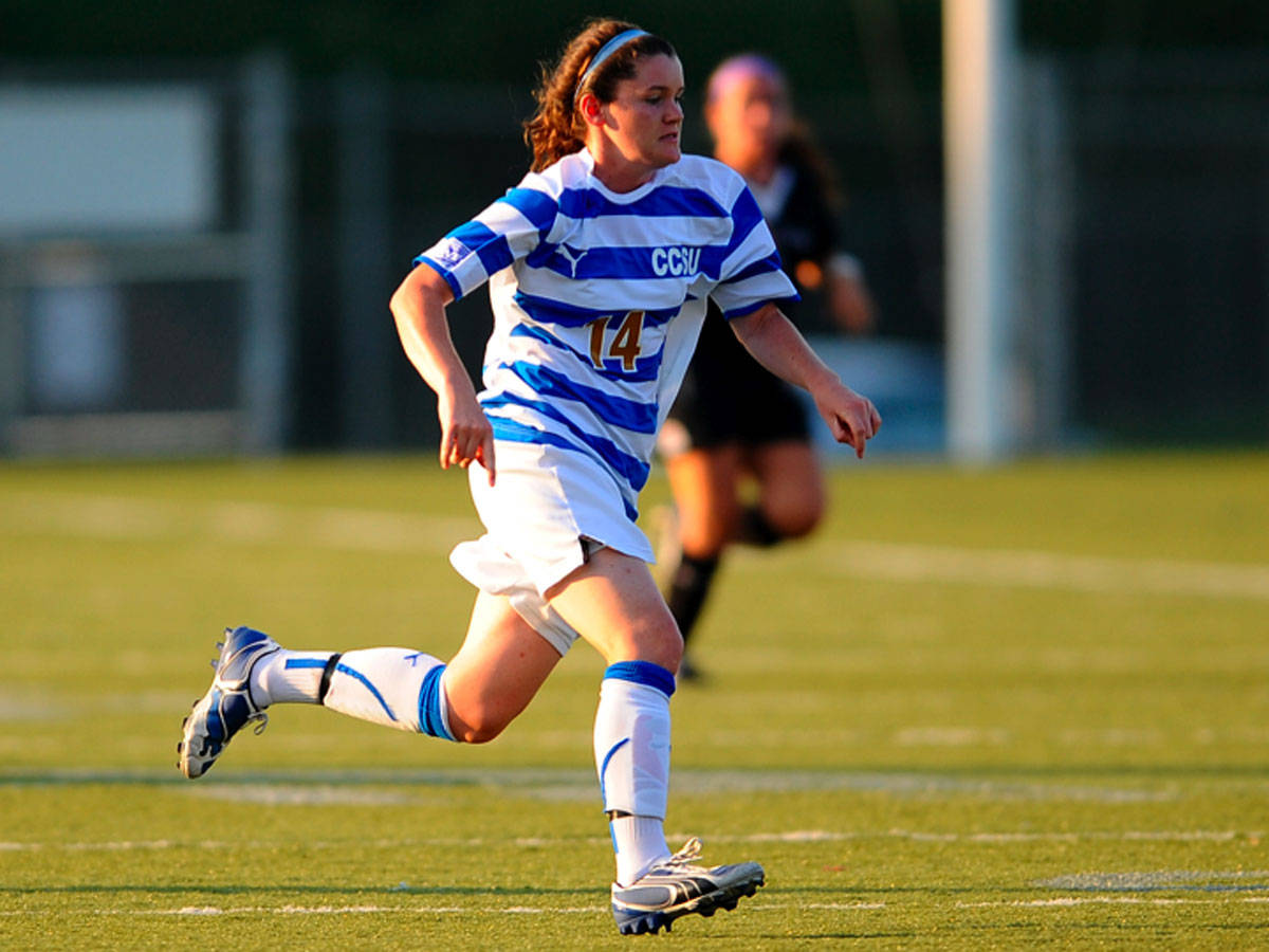 Women's Soccer Defeats FDU in NEC Action on Friday Afternoon