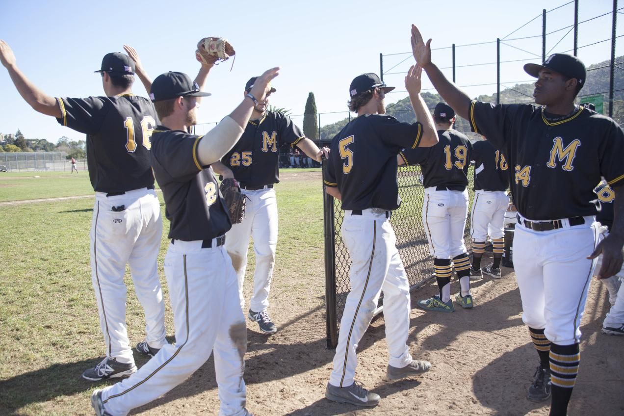 Mariners Hold On To Take Back And Forth Game At Yuba 3-2