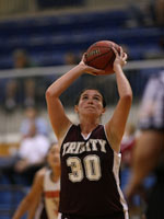 Alexandra Blake, Trinity University, Women's Basketball