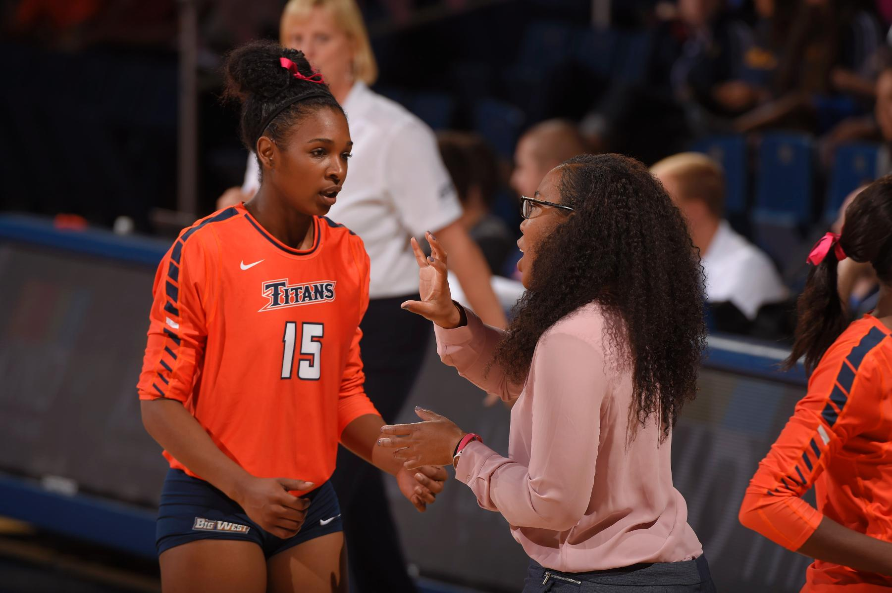 15 - Kyra Smith - Cal State Fullerton Athletics
