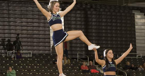Georgia College Picks New Cheerleading Coach