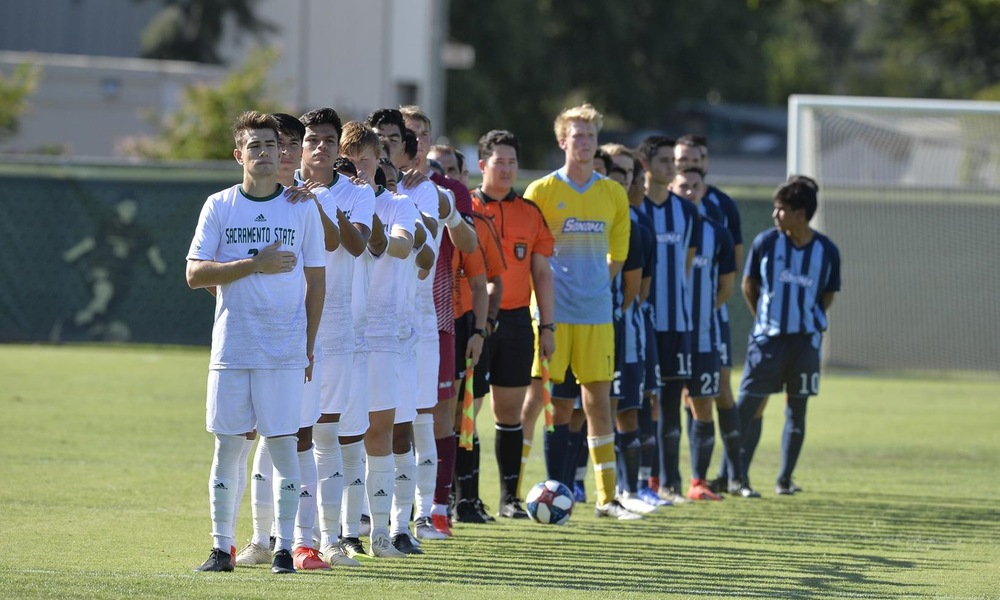 MEN'S SOCCER LOOKS TO CONTINUE STRONG START WITH HOME WEEKEND VS. #25 AIR FORCE, CSU BAKERSFIELD