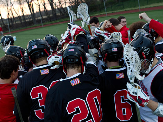 Centennial opens men's LAX season with Google+ chats