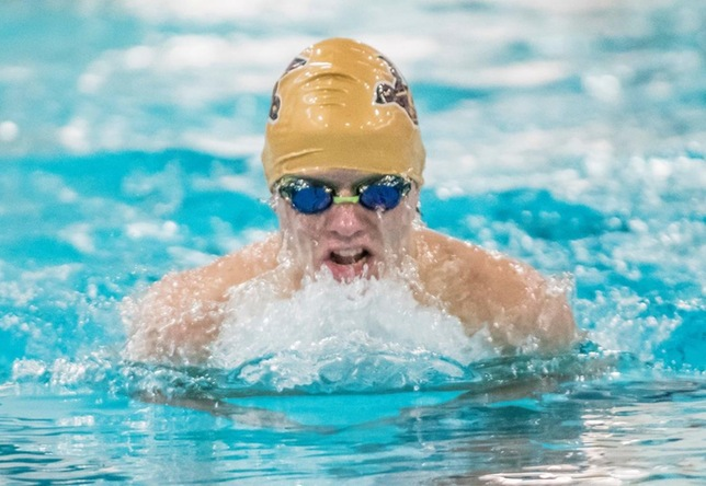 Swimming & Diving: Cadets Compete Against Pride, Beavers