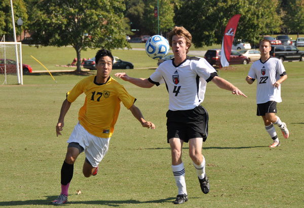 Men's Soccer: Ferrum spoils Panthers' Senior Day with 3-1 win