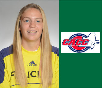 Sheridan Named CACC Defensive Player Of The Week