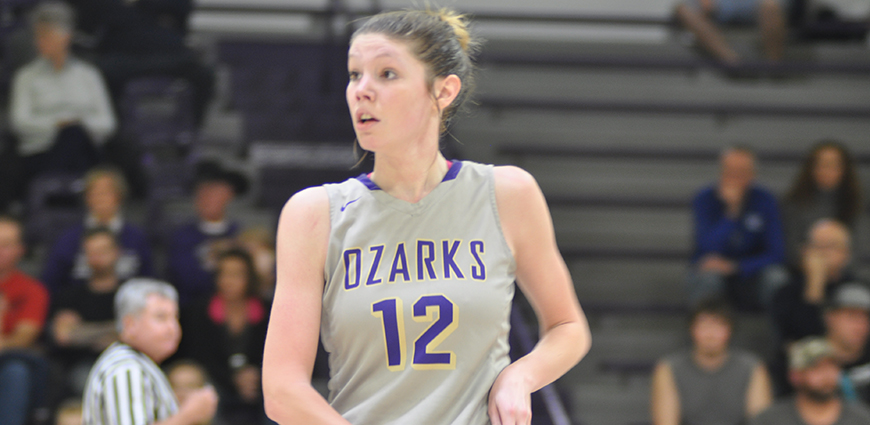 Louisiana College Overcomes 31 Points From Moltz