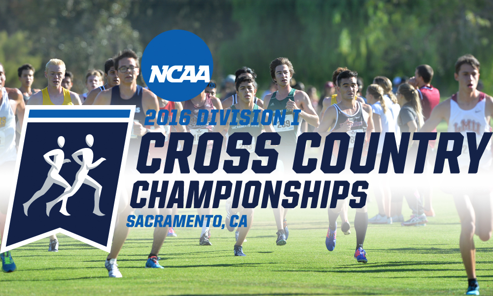 NCAA CROSS COUNTRY WEST REGIONAL RETURNS TO SACRAMENTO ON FRIDAY