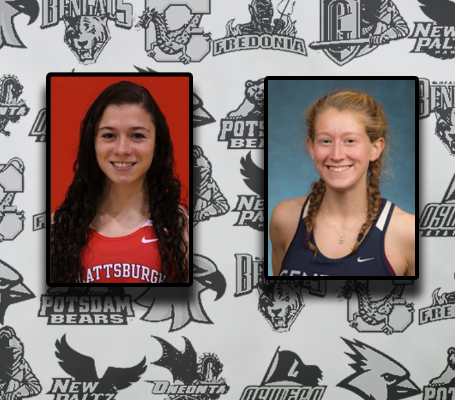 Women's Track & Field Athletes of the Week released