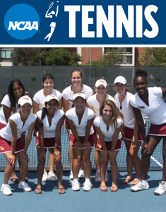 Women's Tennis Selected To Host NCAA Regional May 10-12