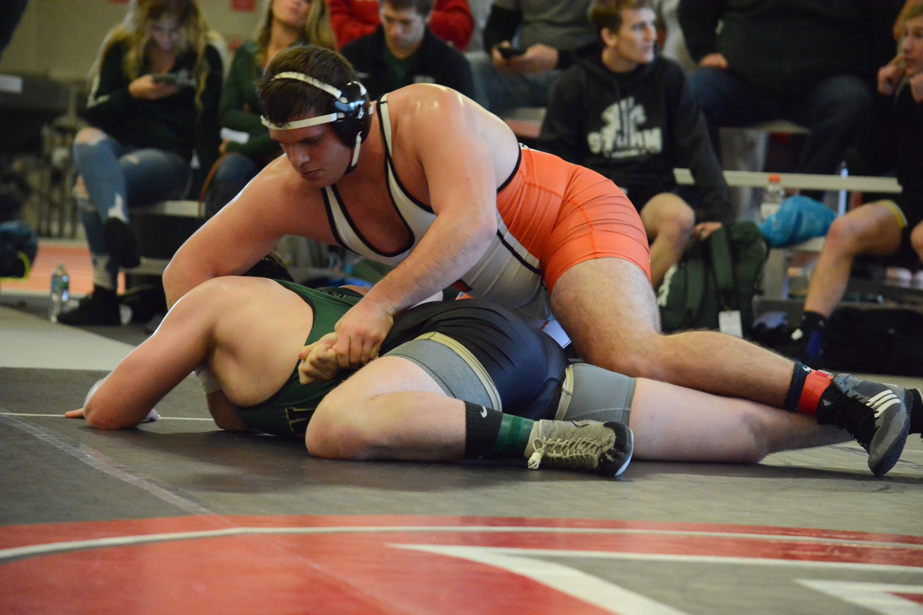 #12 Roughnecks Compete at Michigan State Open