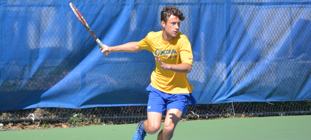 Men's Tennis Completes Undefeated Conference Season With 7-0 Victory Over Chestnut Hill