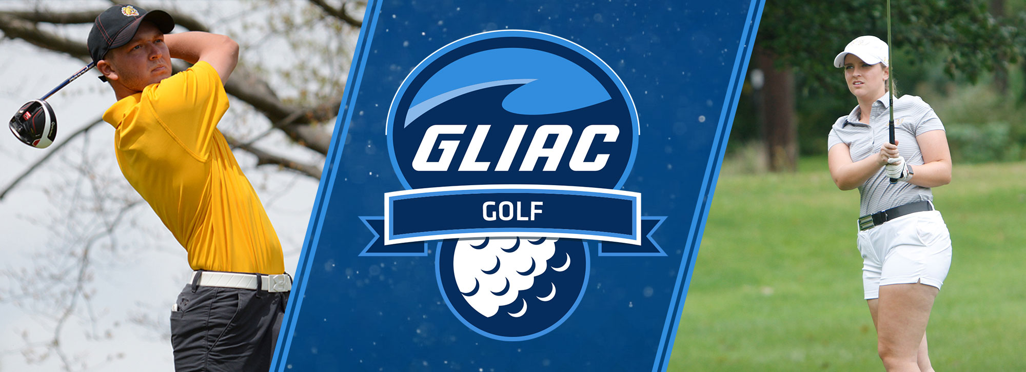 Ferris State's Hammett, Ashland's Lemons Selected GLIAC Golfers of the Week
