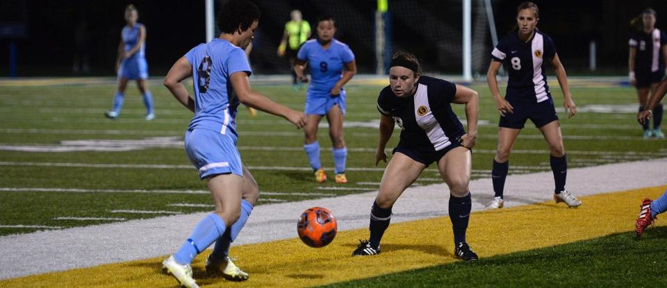 Women's Soccer Loses First Match of 2016