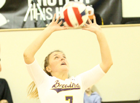 NAIA Volleyball Player of the Week ? No. 9