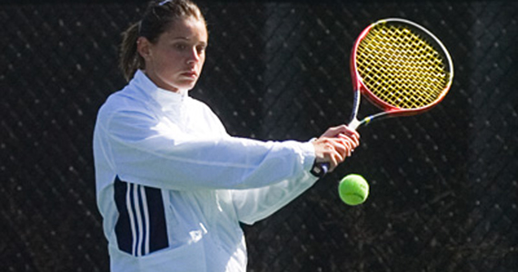 #19 Women's Tennis Makes it Two in a Row