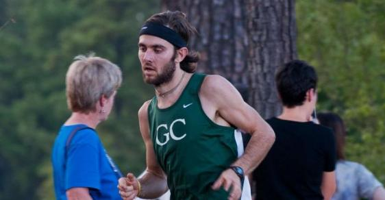 GC Men's Harriers Take Third at Augusta