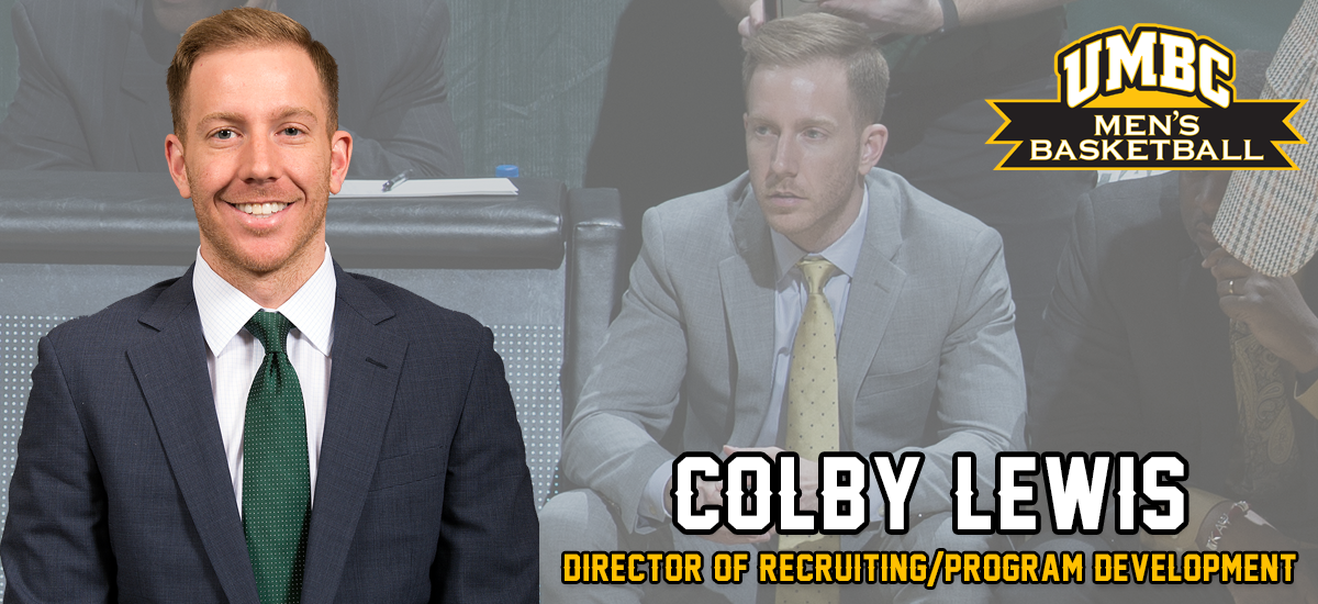 Ryan Odom Tabs Colby Lewis as New Director of Recruiting/Program Development