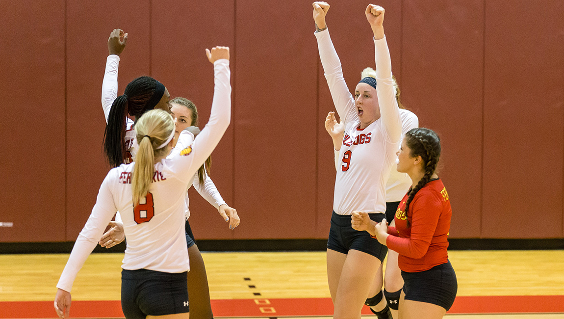 Ferris State Posts Sixth-Straight Win Over GVSU In West Michigan Rivalry Match