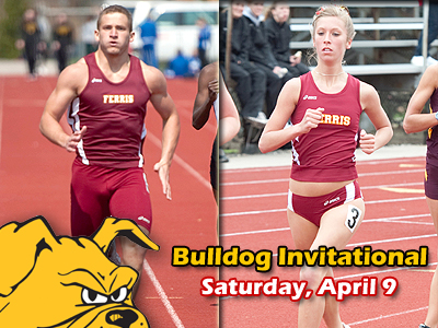 FSU Hosts Bulldog Invitational On April 9