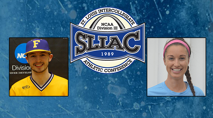 Gundy and Tossick Selected As SLIAC Post-Graduate Scholarship Winners