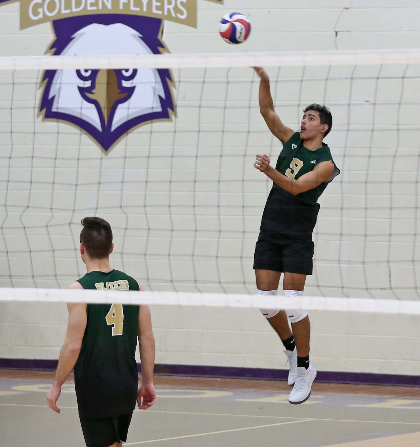 Men's Volleyball Defeats Sage In Straight Sets