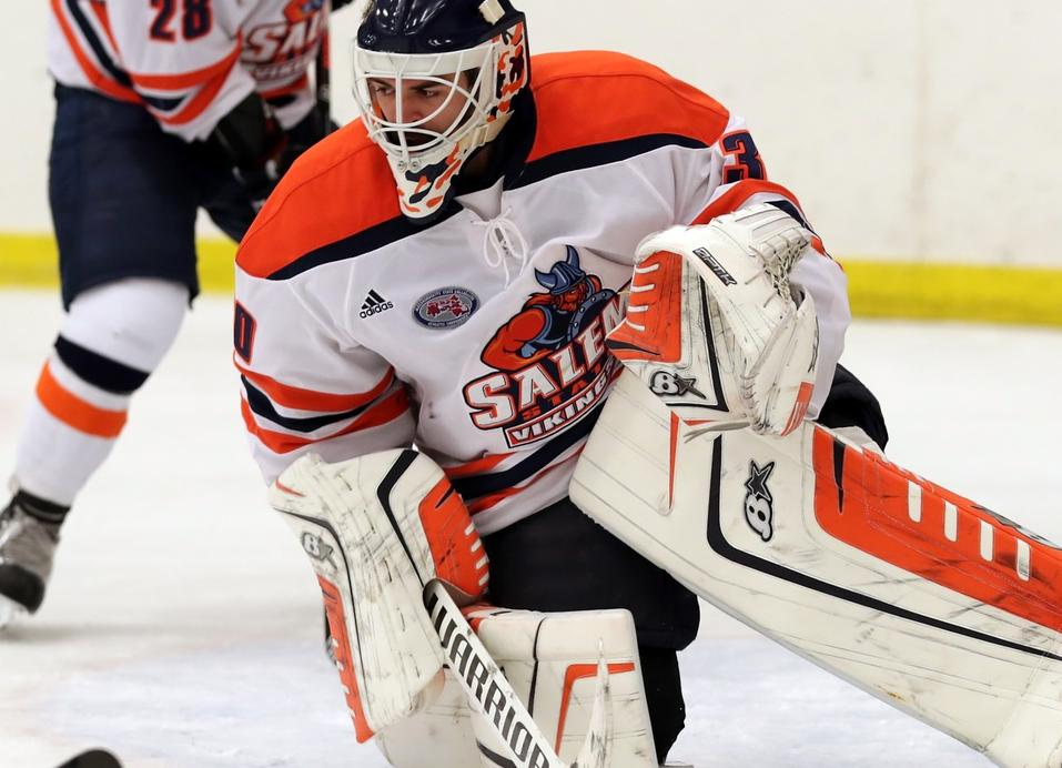 Salem State's Third Period Rally Produces 3-3 Tie With Southern Maine