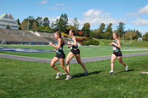 Lady Hornets third at Vermont Championships