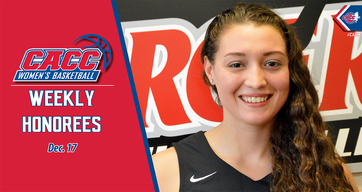 CACC Women's Basketball Weekly Honorees (Dec. 17)