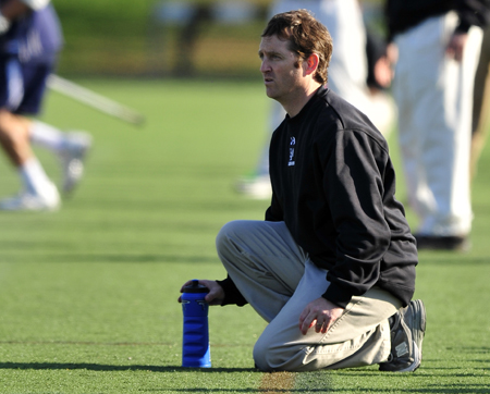 Catching the Eye of a College Lacrosse Coach