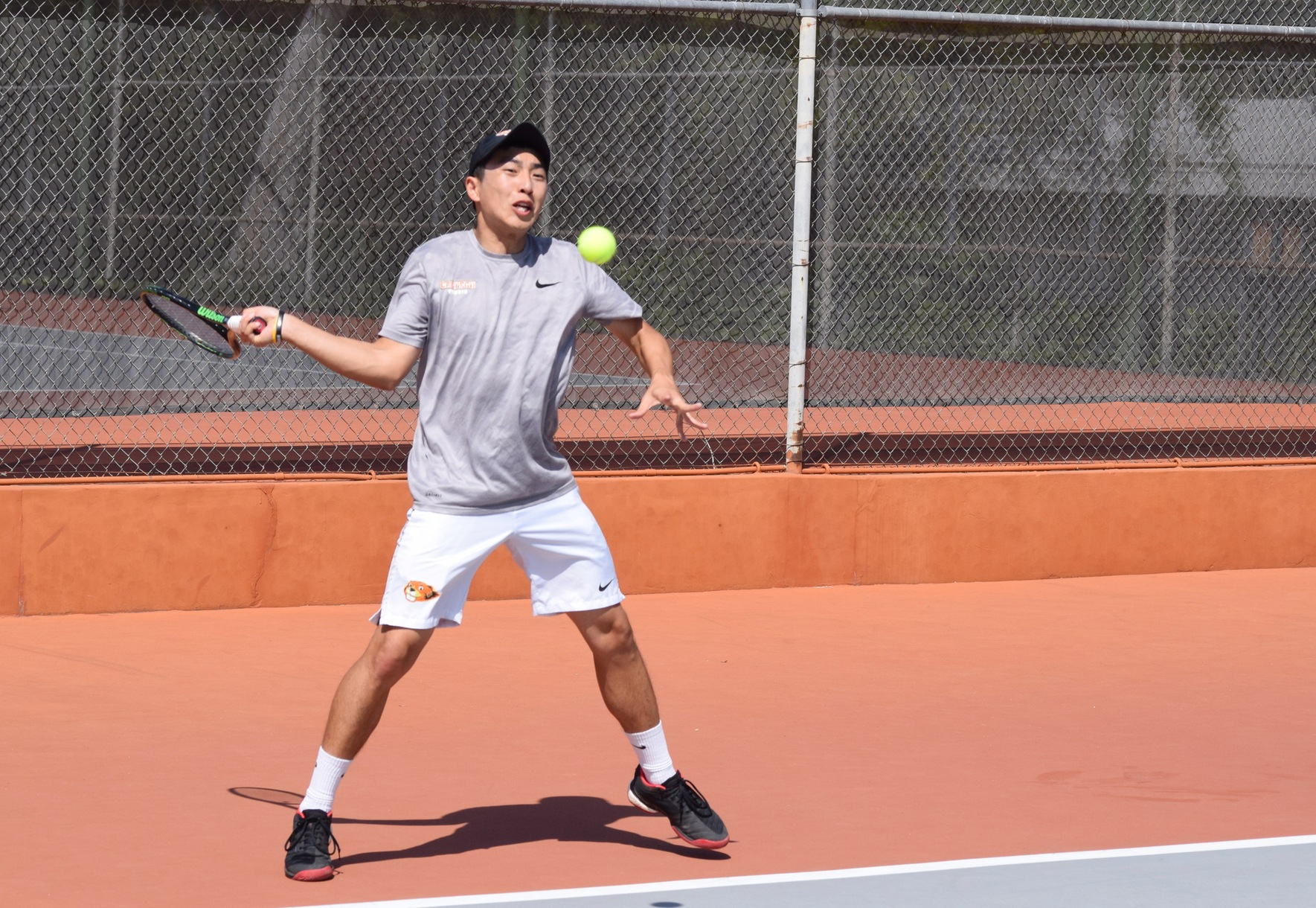 No. 25 Men's Tennis End 2019 with High Note on Senior Day