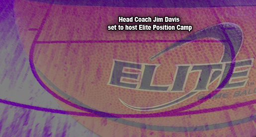 Tech coach Jim Davis to host Elite Position Camp