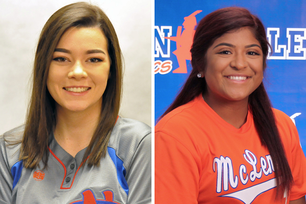 NTJCAC Softball Players of the Week (April 16-22)