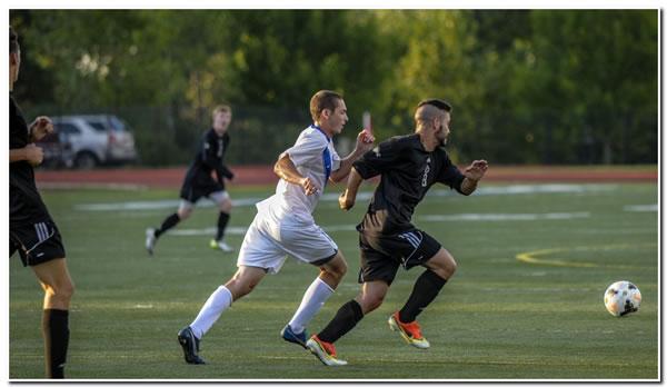 Lions' men's soccer team falls in hard-fought match at Cincinnati Christian University, 3-2