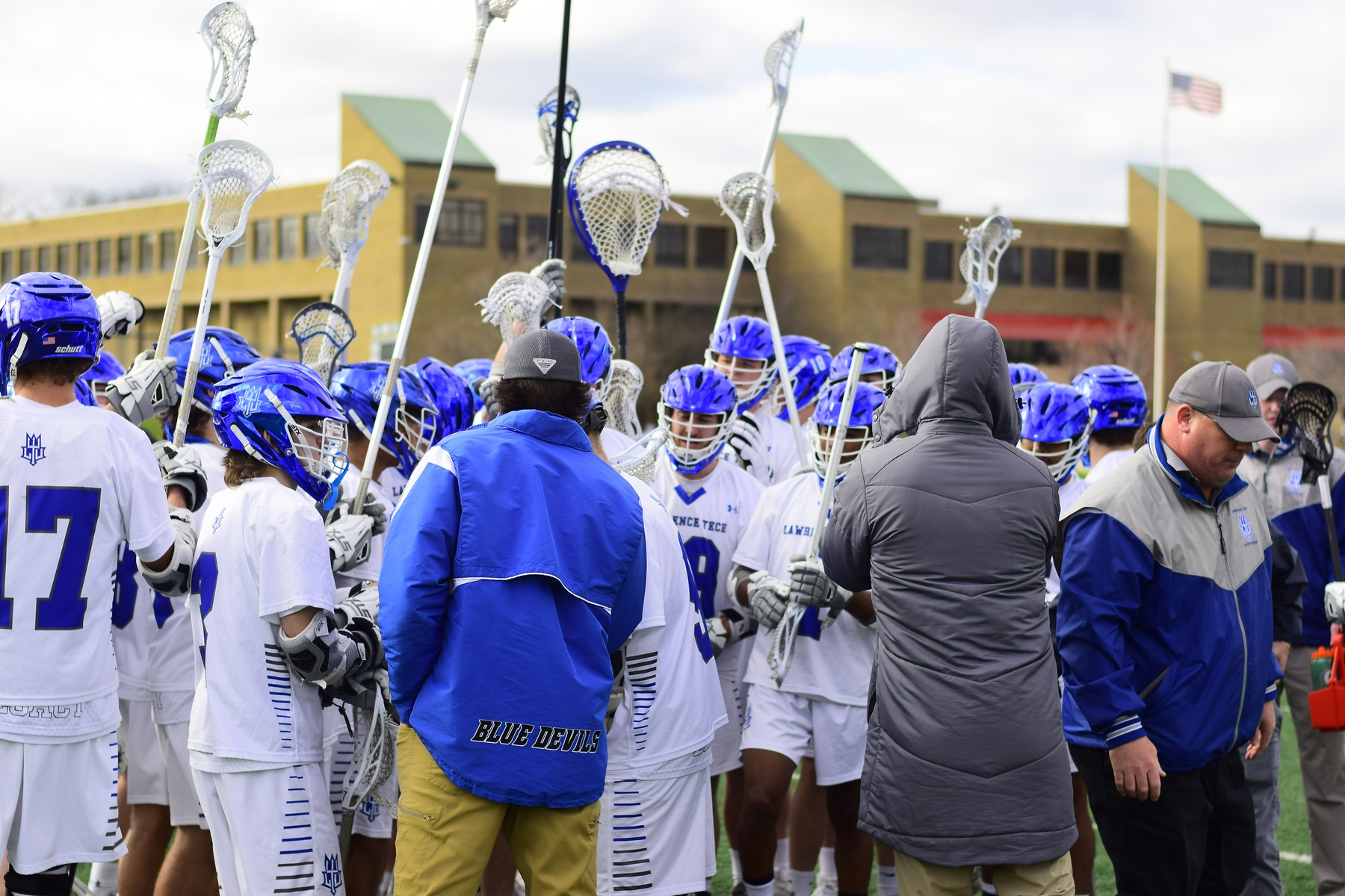 Men's Lacrosse Conclude 2019 Season with 10-9 Loss Versus Aquinas in First Round of NAIA National Invite