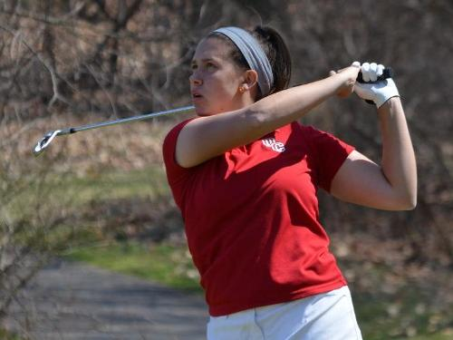 Women's golf team shoots 323, tied for fifth at Jekyll Island Collegiate Invitational