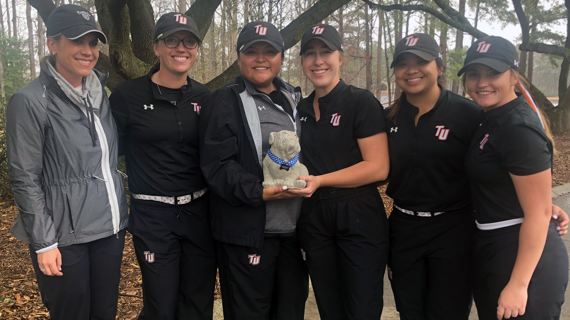 Tusculum rallies to win Barton Intercollegiate, Keim goes wire-to-wire to capture medalist honors