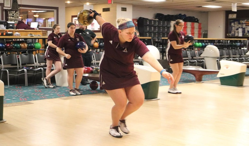 Bowling Takes Third at the AC Open