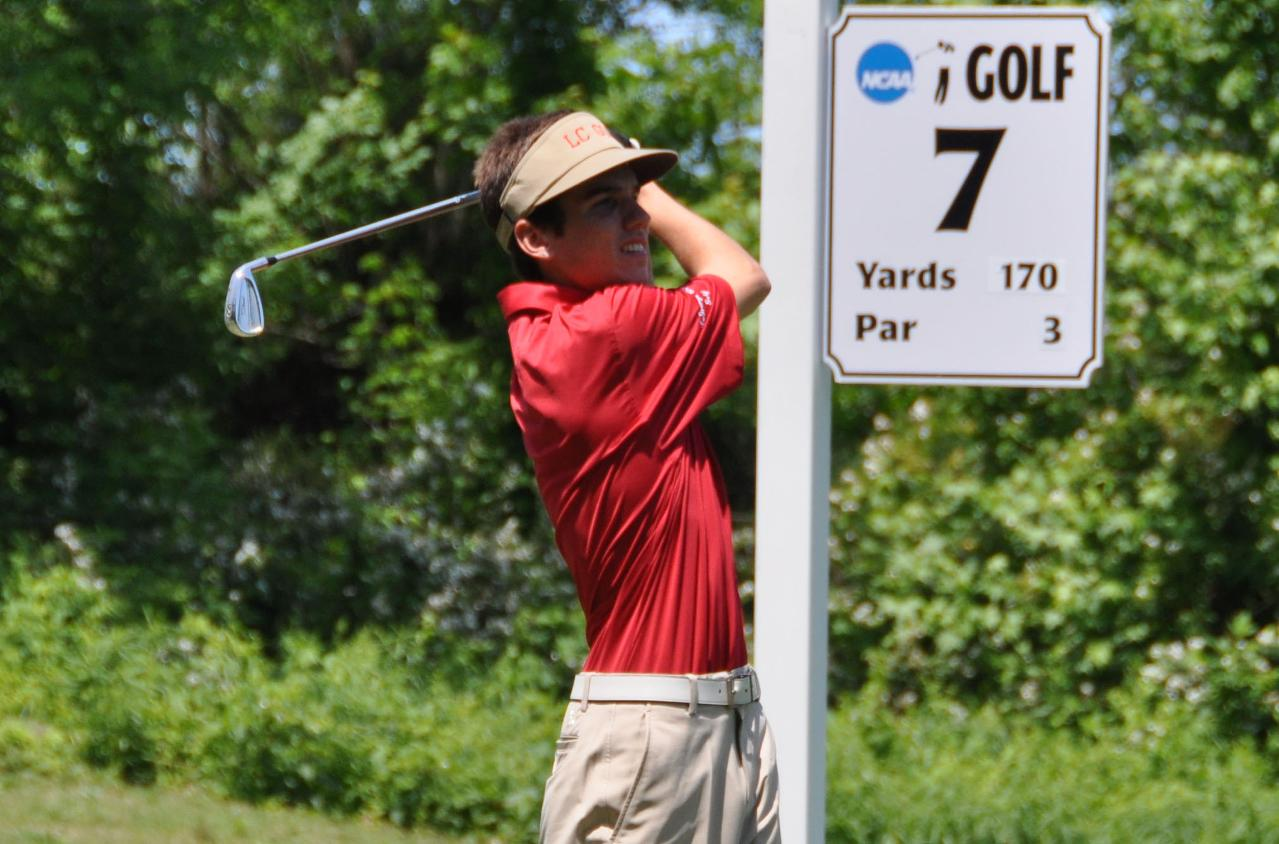 Golf: Cory Howard receives USA South's Don Scalf Award as conference's male student-athlete of year