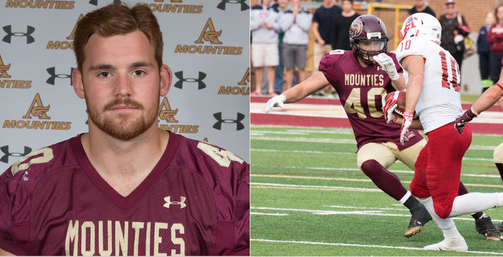 The Mounties: Kyle Horsman