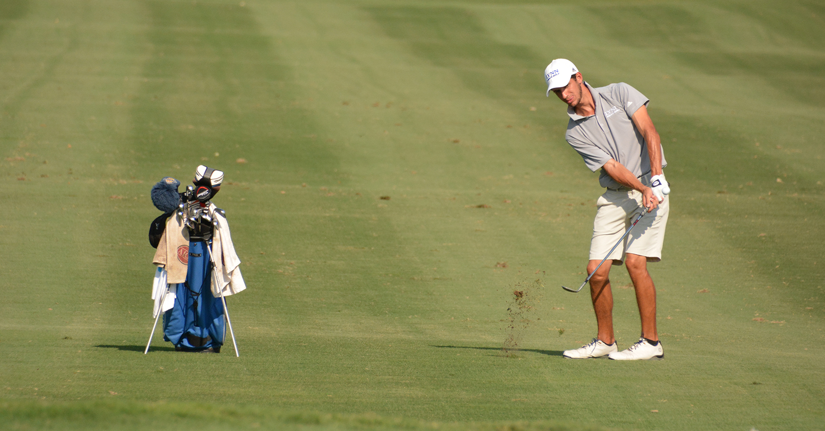Men's Golf Takes Third at Southeastern Collegiate