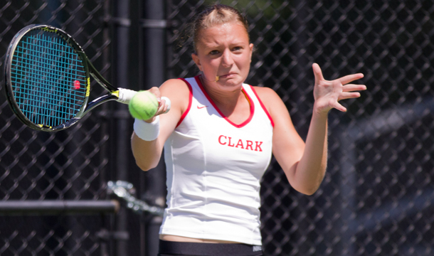 Cougars Drop Two At Colby-Sawyer Tri-Match