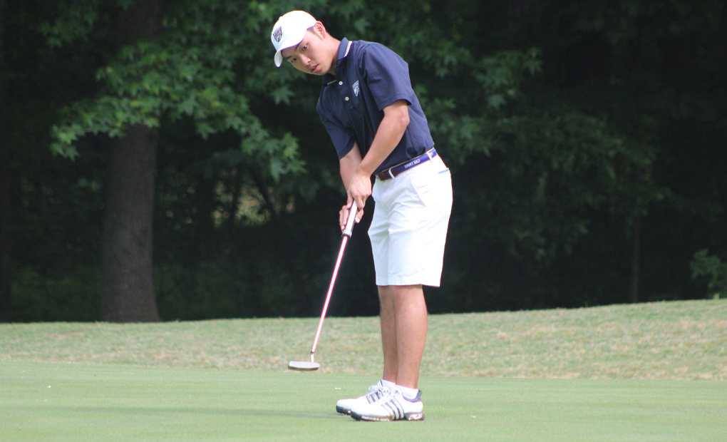 Emory Golf Tied For First At NCAA Championships