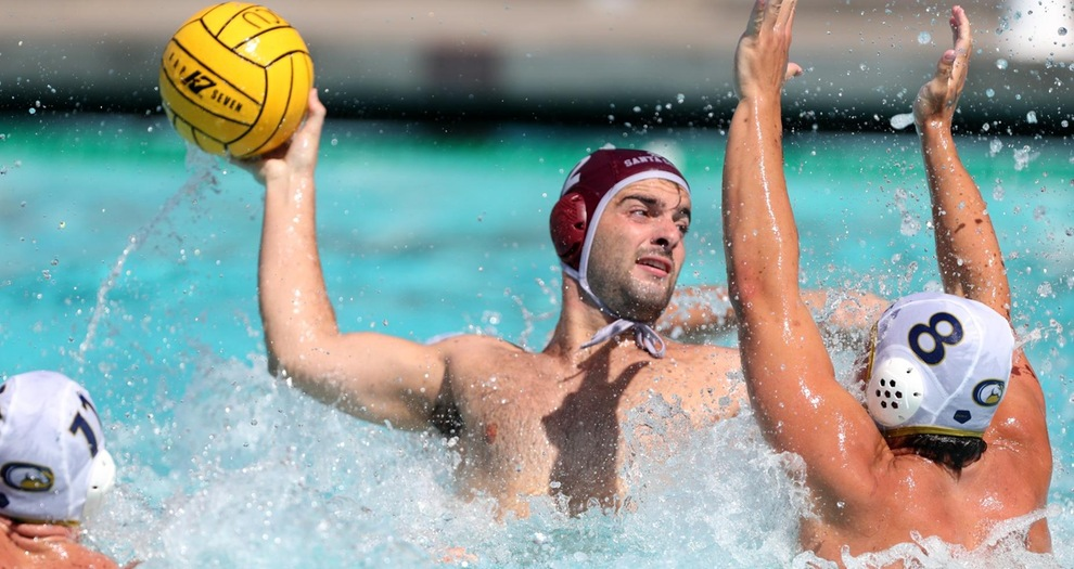 Men's Water Polo Drops WWPA Opener to UC Davis