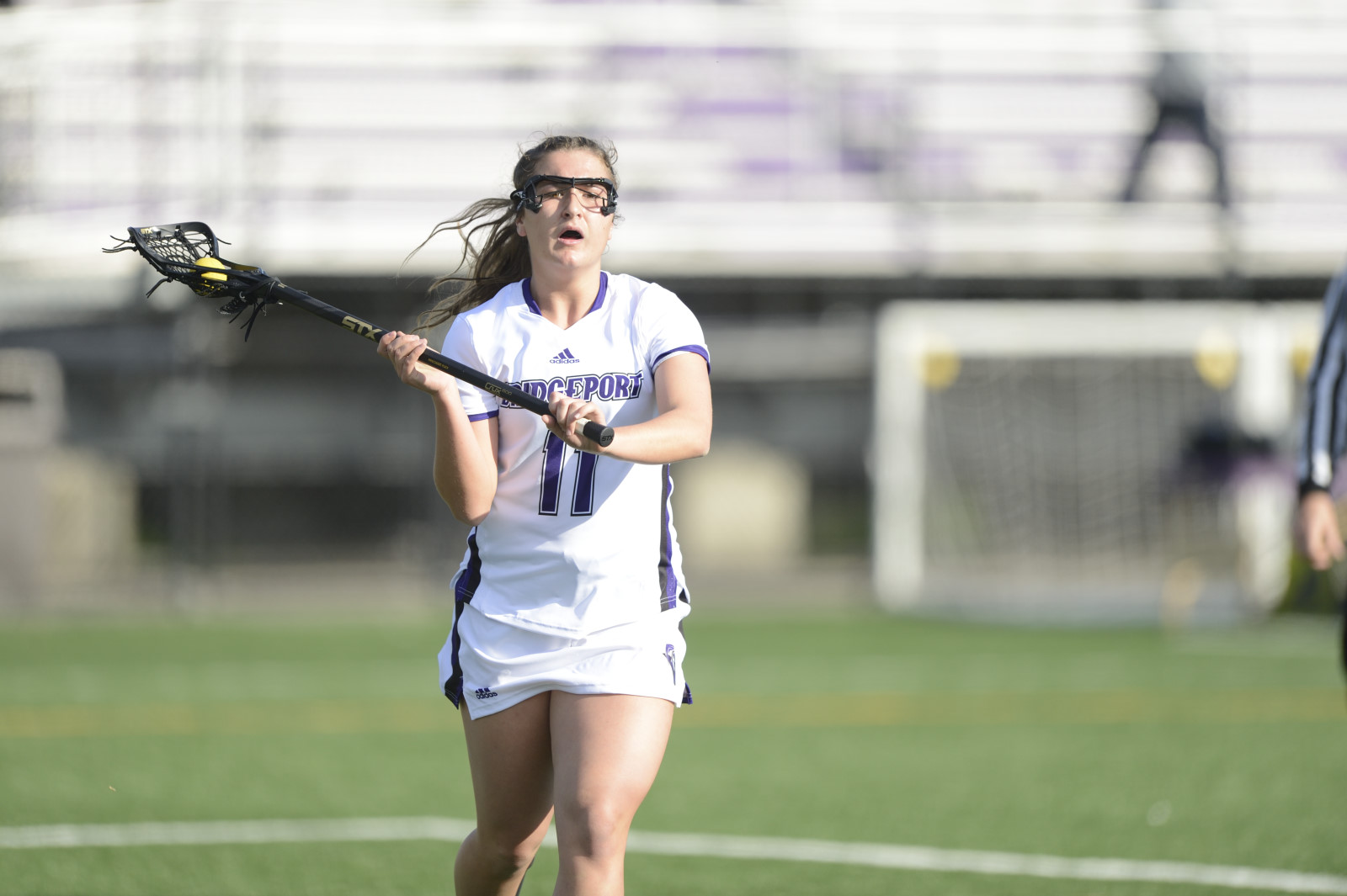 UB Women's Lacrosse Falls In Home Finale To Molloy, 20-7