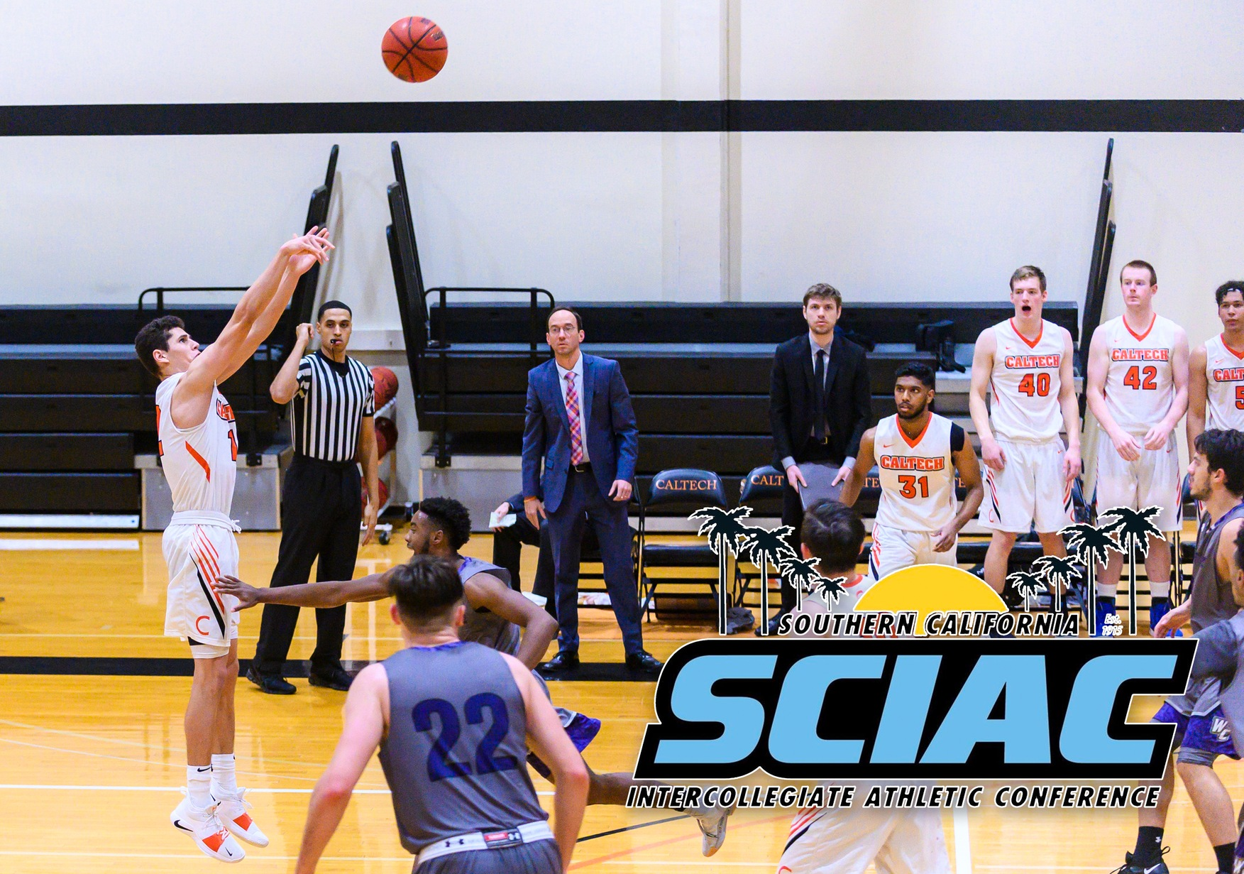 Sophomore Gee Makes Second Team All-SCIAC