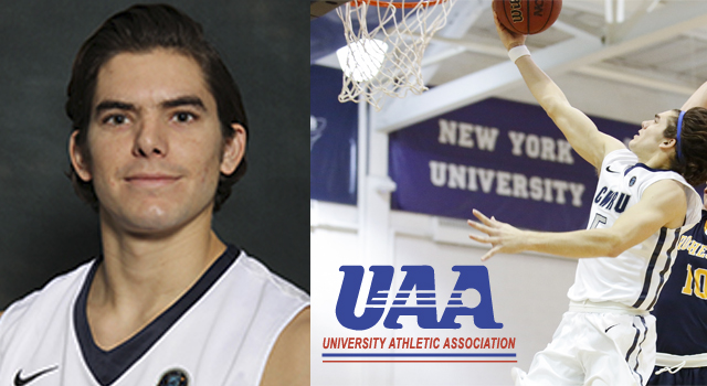 UAA Basketball Road Weekend Blog #1: Javier Alvarez, CWRU