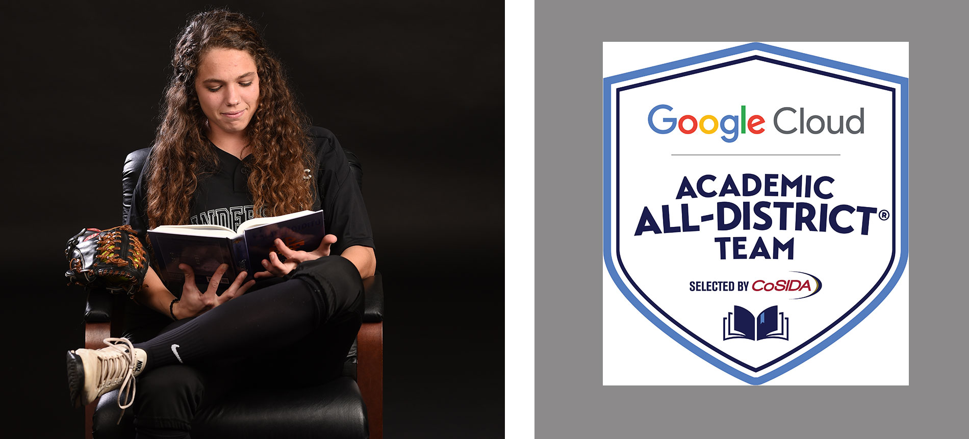 Grant Earns 2019 Google Cloud Academic All-District